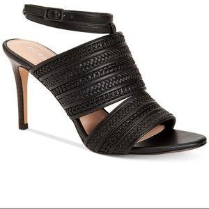BCBG Karli Ankle Strap Heels